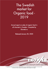 Load image into Gallery viewer, Swedish Organic Food Market 2019 - Ekoweb - Single user