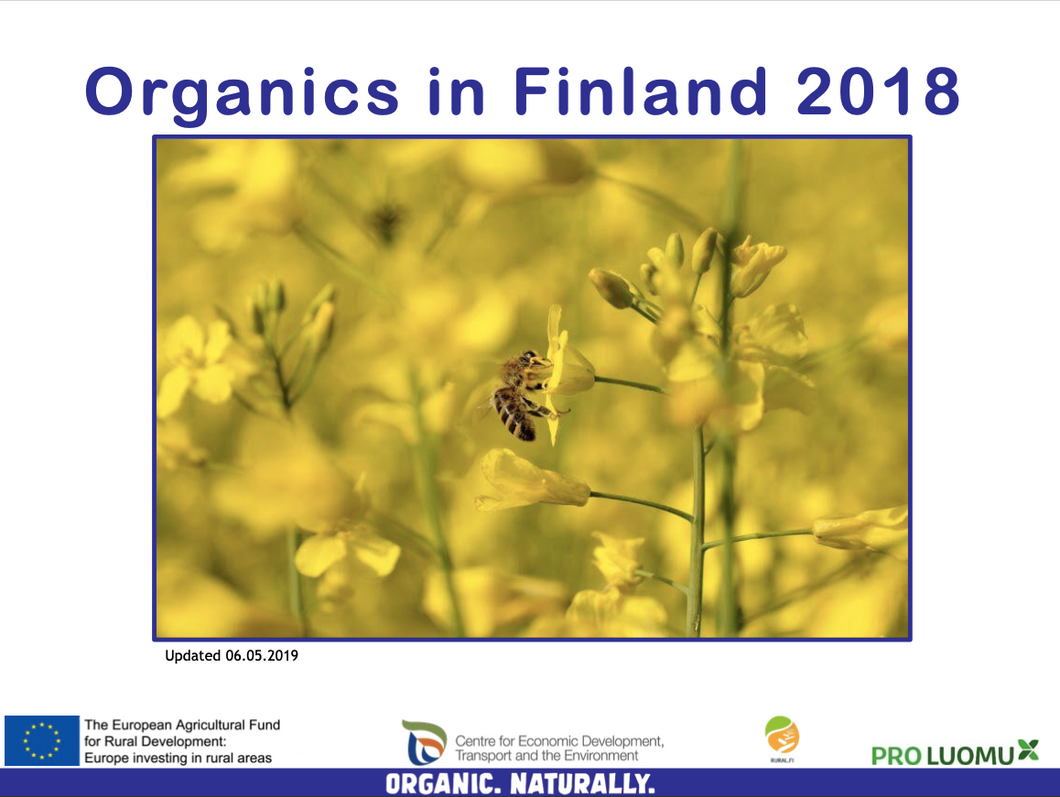 Organics in Finland 2018 - ProLuomu - Free download