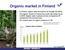 Load image into Gallery viewer, Organics in Finland 2018 - ProLuomu - Free download
