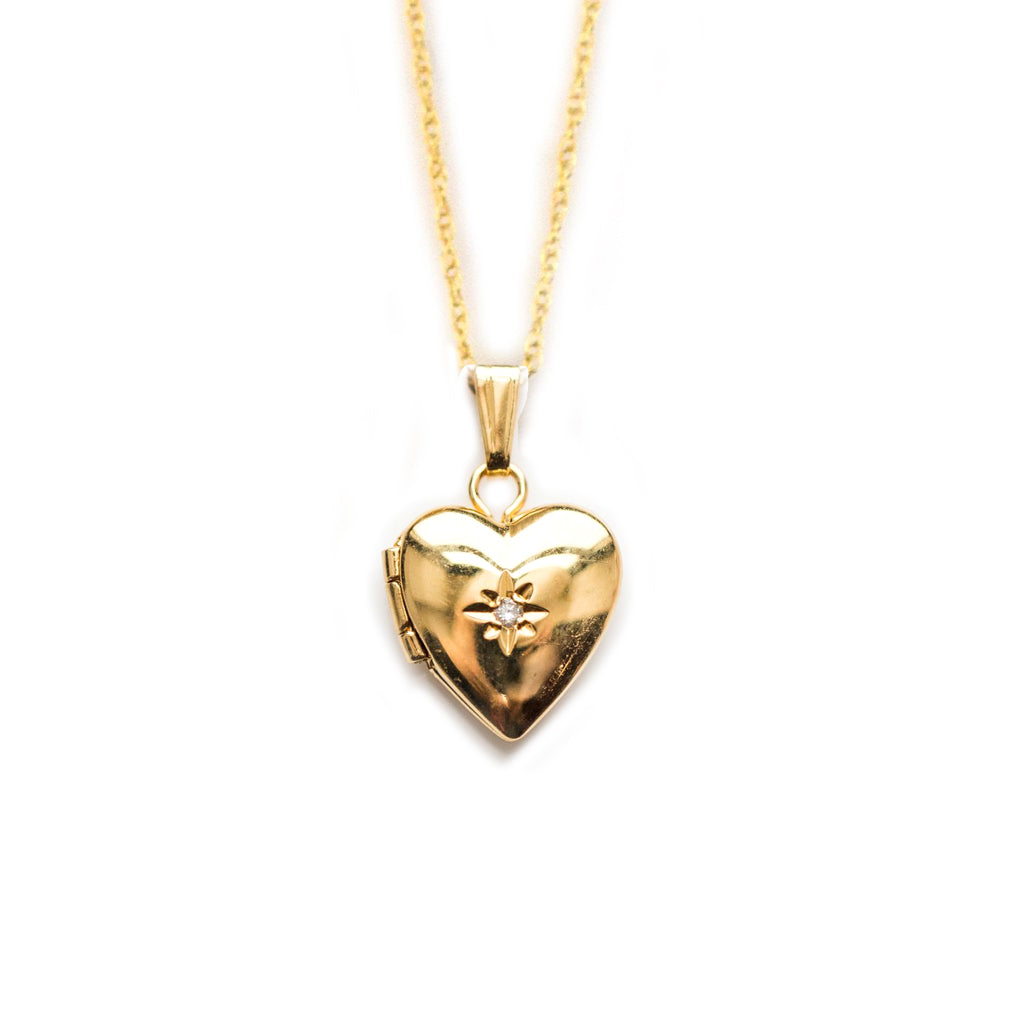 Mini Heart Locket
