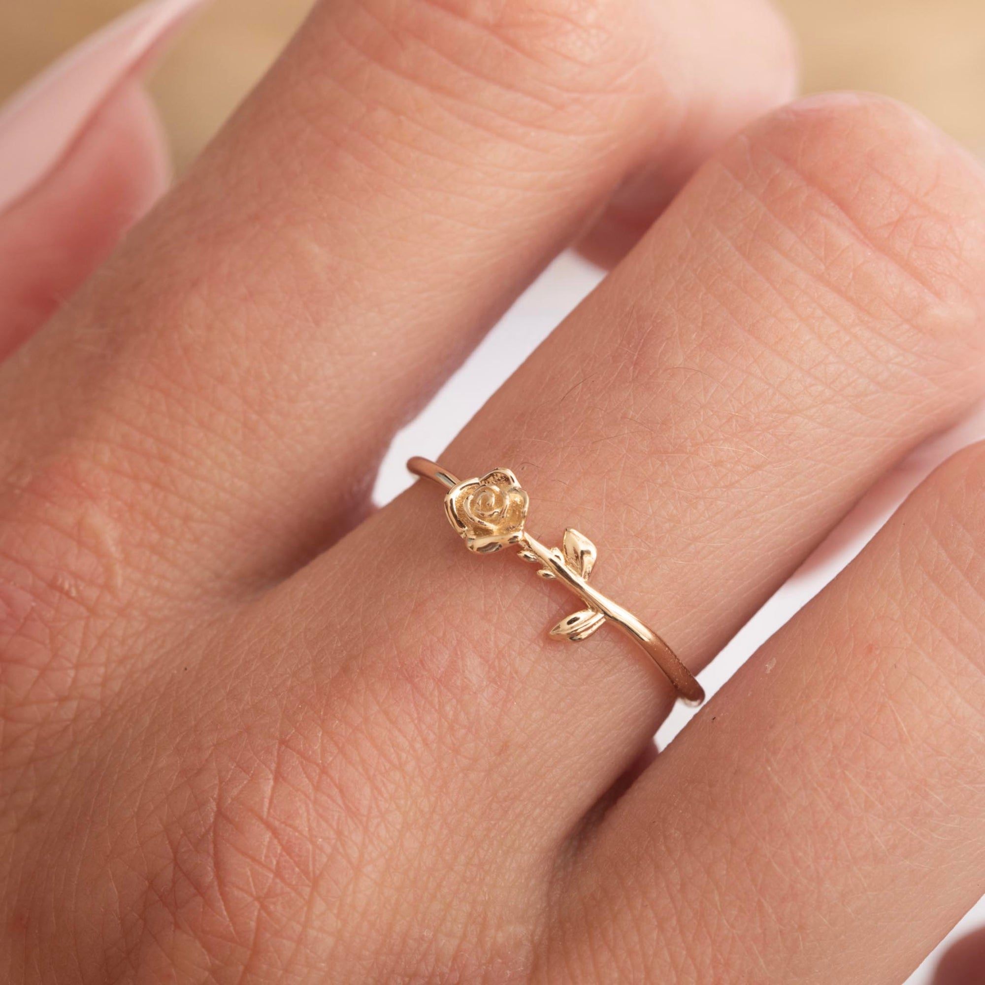 14kt Forever Rose Ring