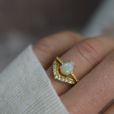 Diamond Mist Ring