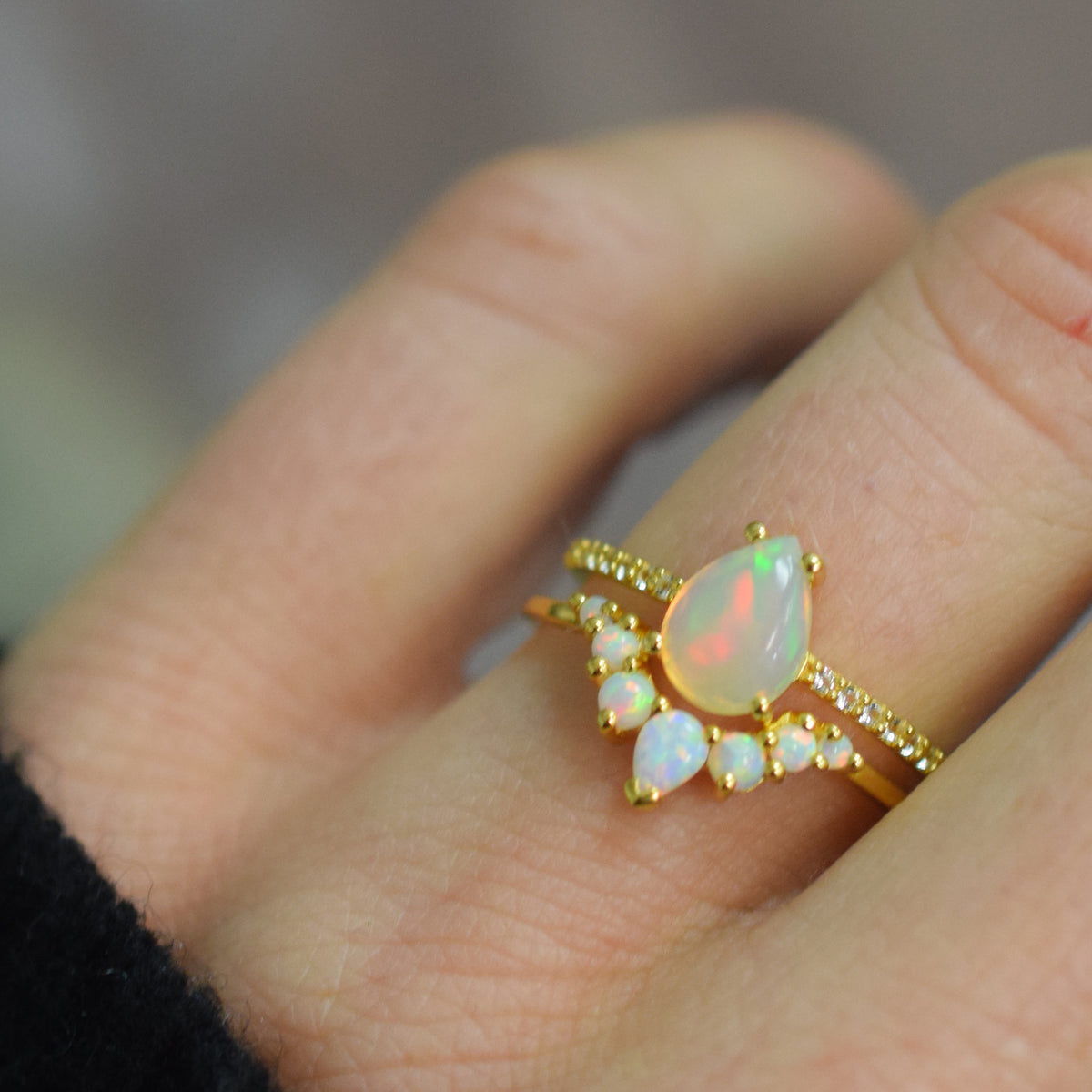 The Opal Lovers Stack