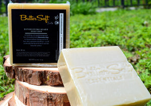 Detoxifying Beard, Face & Body Soap Bar