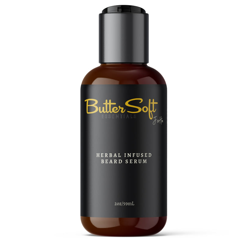 Herbal Infused Beard Serum