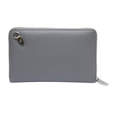 The Shark Grey Jaws Wallet/Clutch by Mary and Marie - maryandmarie