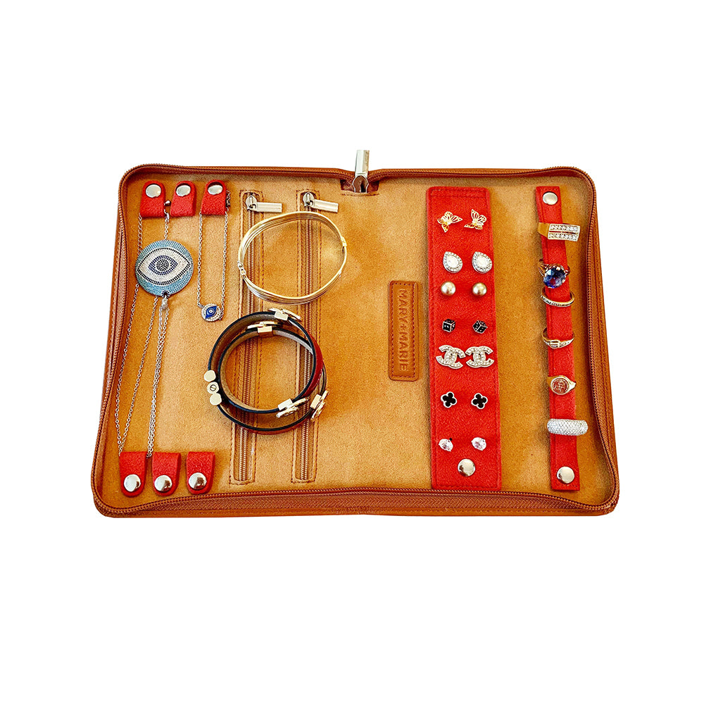 Double Bay Travel Jewellery Case