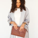 The Blaricum Cross Body Convertible Clutch