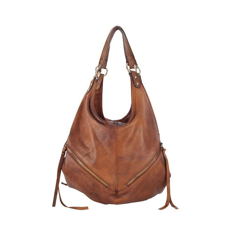 Coachella Convertible Backpack/Slouch Bag by Mary and Marie - maryandmarie
