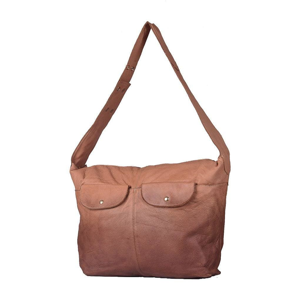 Into the Wild Satchel / Slouch Bag by Mary and Marie - maryandmarie