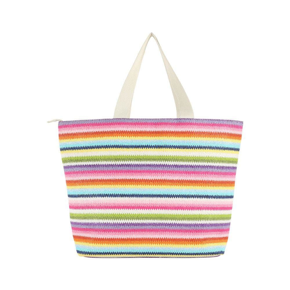 Surfers Paradise Beach Bag by Mary and Marie - maryandmarie