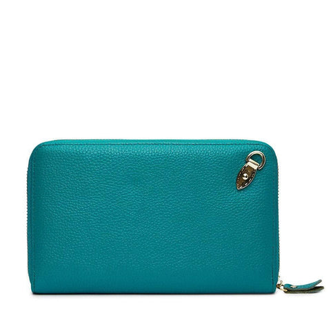 The Blue Lagoon Wallet/Clutch - Mary + Marie