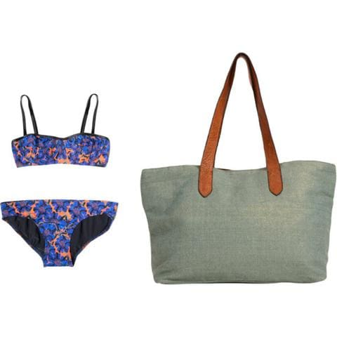 Summer Beach Tote - BEST OF!