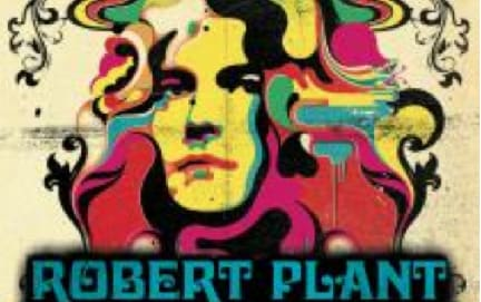 Getting to see Mr Robert Plant in the flesh next weekend at the Byron Bay Blues Festival!