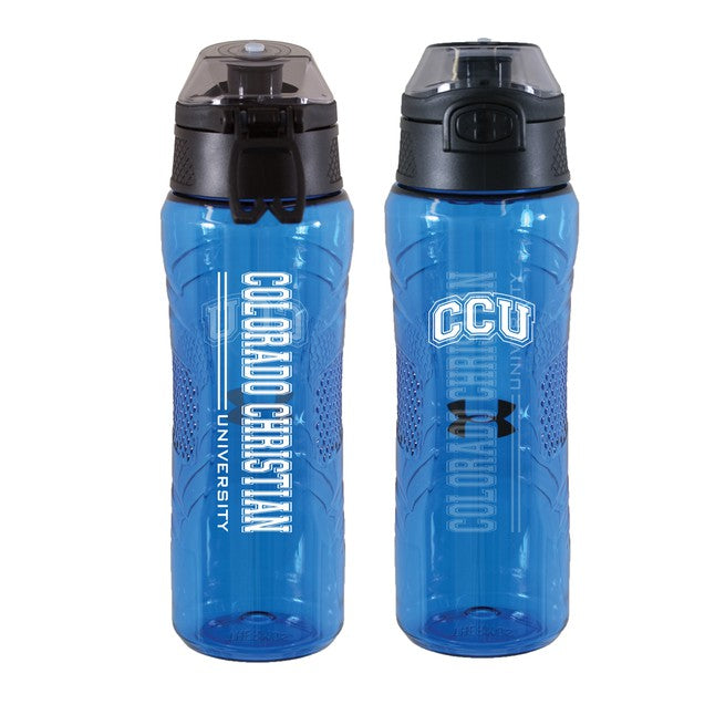 Under Armour Draft Water Bottle, Blue