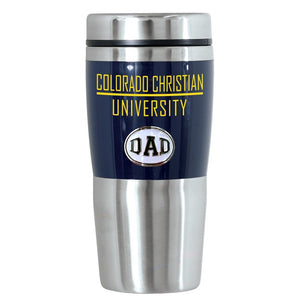 Spirit Products Medallion Travel Tumbler, Dad