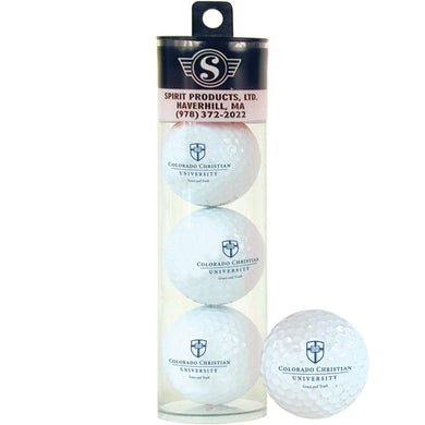 Spirit Products Golf Balls 3 Pack
