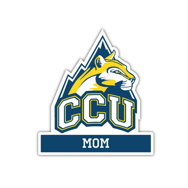 CCU Mom Decal - M1