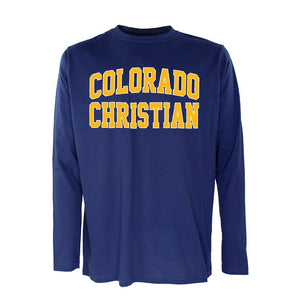 OnMission Long Sleeve Tee, Navy