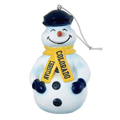 Spirit Products Cecil the Snowman Ornament