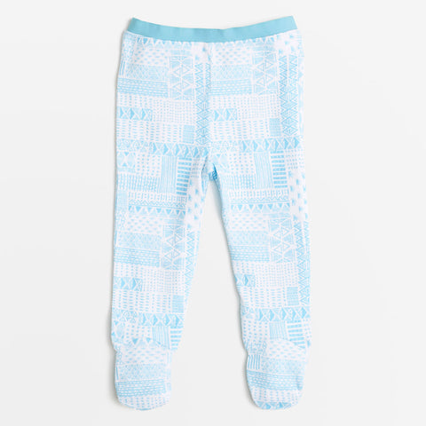 Wilson and Frenchy Pattern Play leggings with Feet on sale