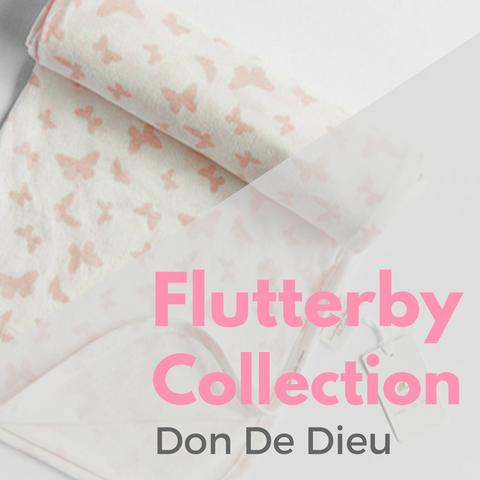 Flutterby collection butterfly range for baby