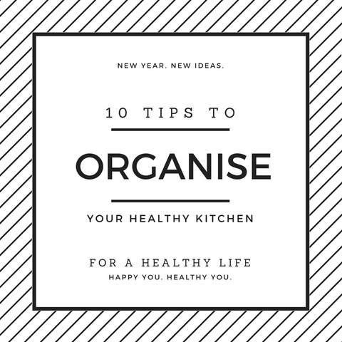 Healthy kitchen ideas for a healthy life