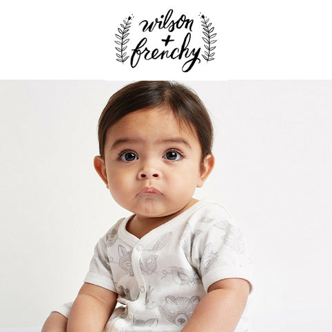 Buy Wilson and Frenchy baby clothing online at Fashion Deli