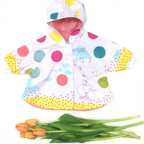 Catimini baby raincoat