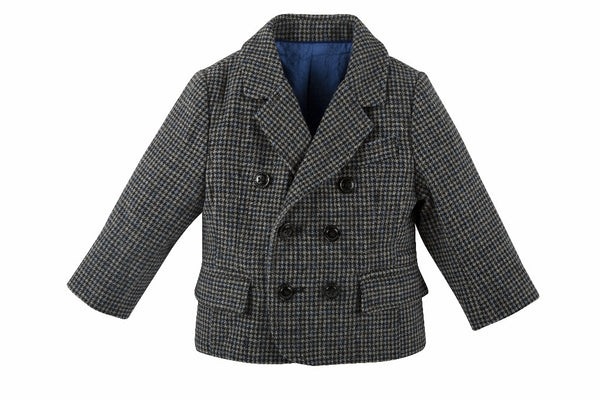Andy and Evan houndstooth blazer