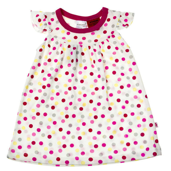 Marquise Multi Spot girls nightie pyjamas