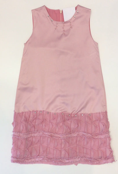 Party dress bubblegum pink