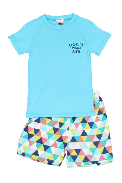 Snugglebum Geo short pyjamas