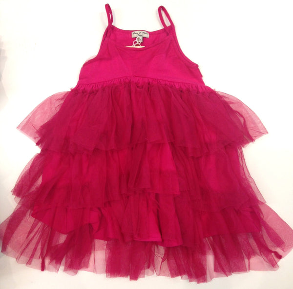 Eliane et Lena Nam dress pink