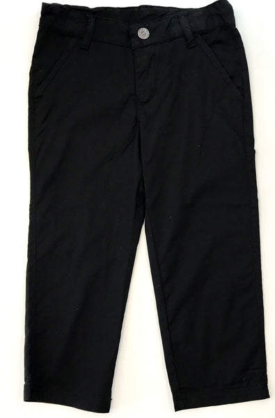 Fox and Finch boys black dressy pants