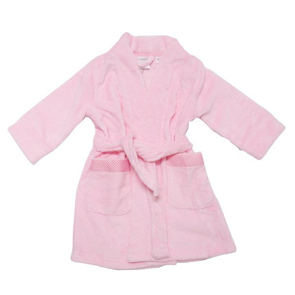 Marquise Light Pink Dressing Gown
