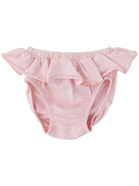 Eeni Meeni Miini Moh bloomers sherbet and white stripe