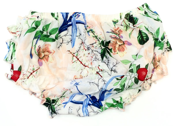 Cute printed bloomers with fruits