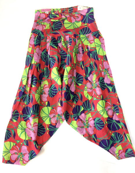 Cotton floral printed Harem Pants