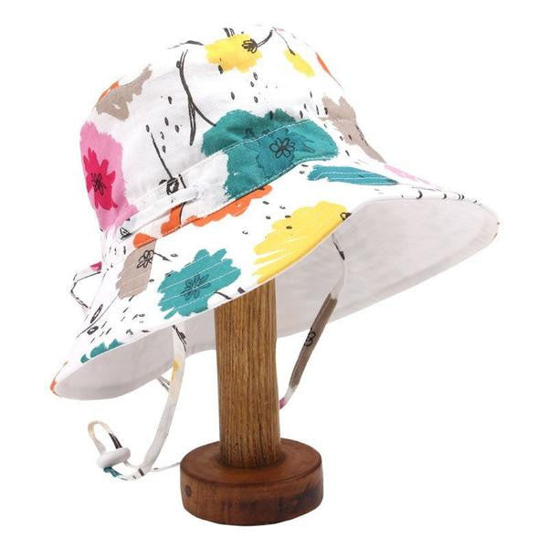 Fox and Finch Floral Orlando Sunhat