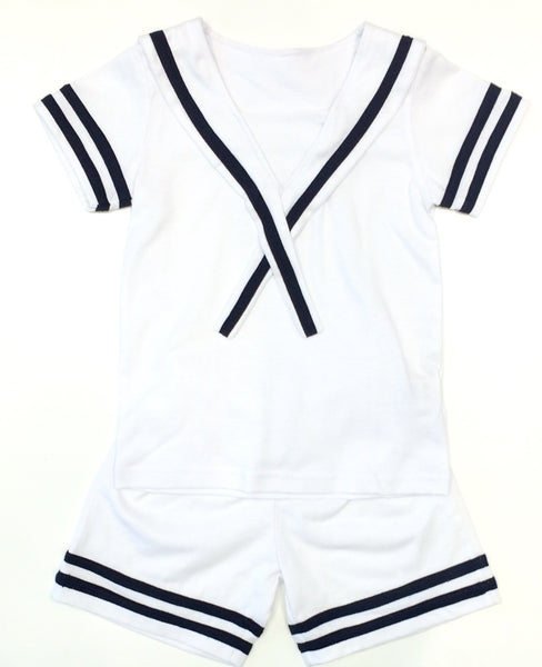 Boy sailor set