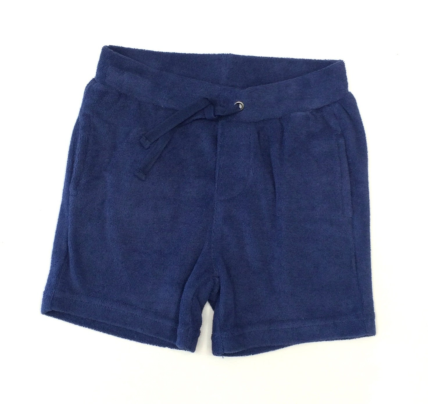Bebe By Minihaha Blue terry shorts
