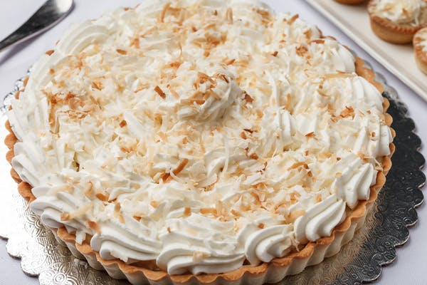 Coconut Cream Tart