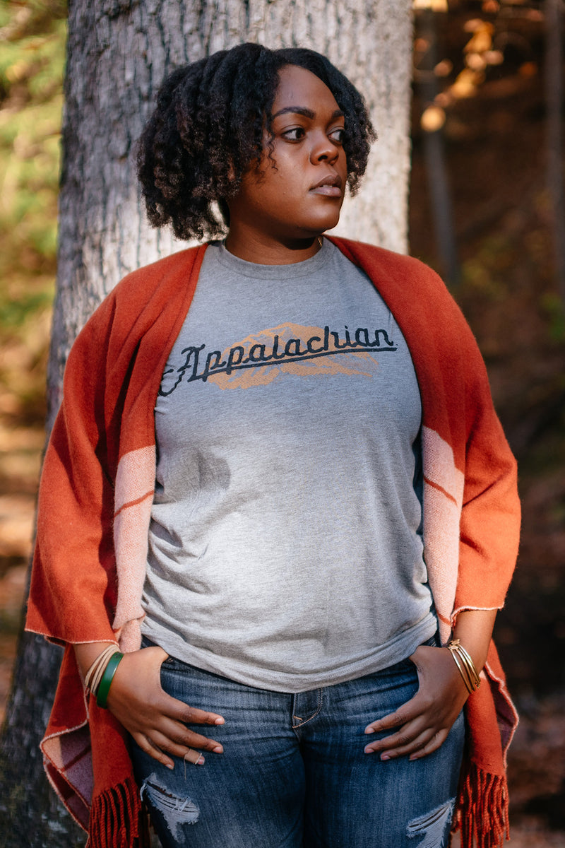 appalachian tee, final sale