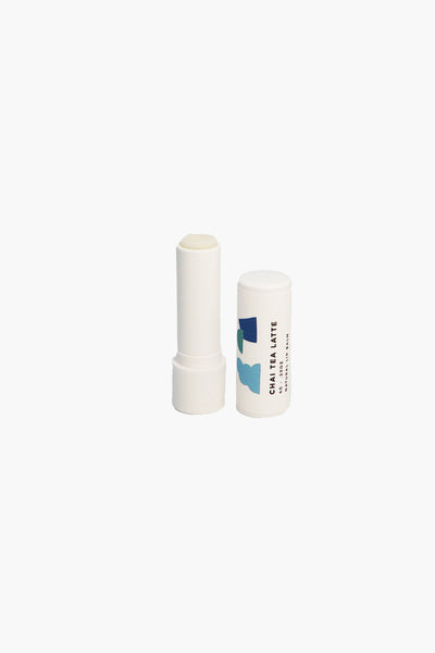 chai tea latte lip balm