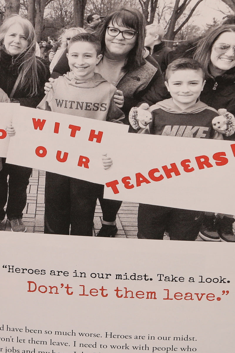 55 strong: inside the wv teachers' strike