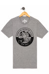 forever worried club tee, grey