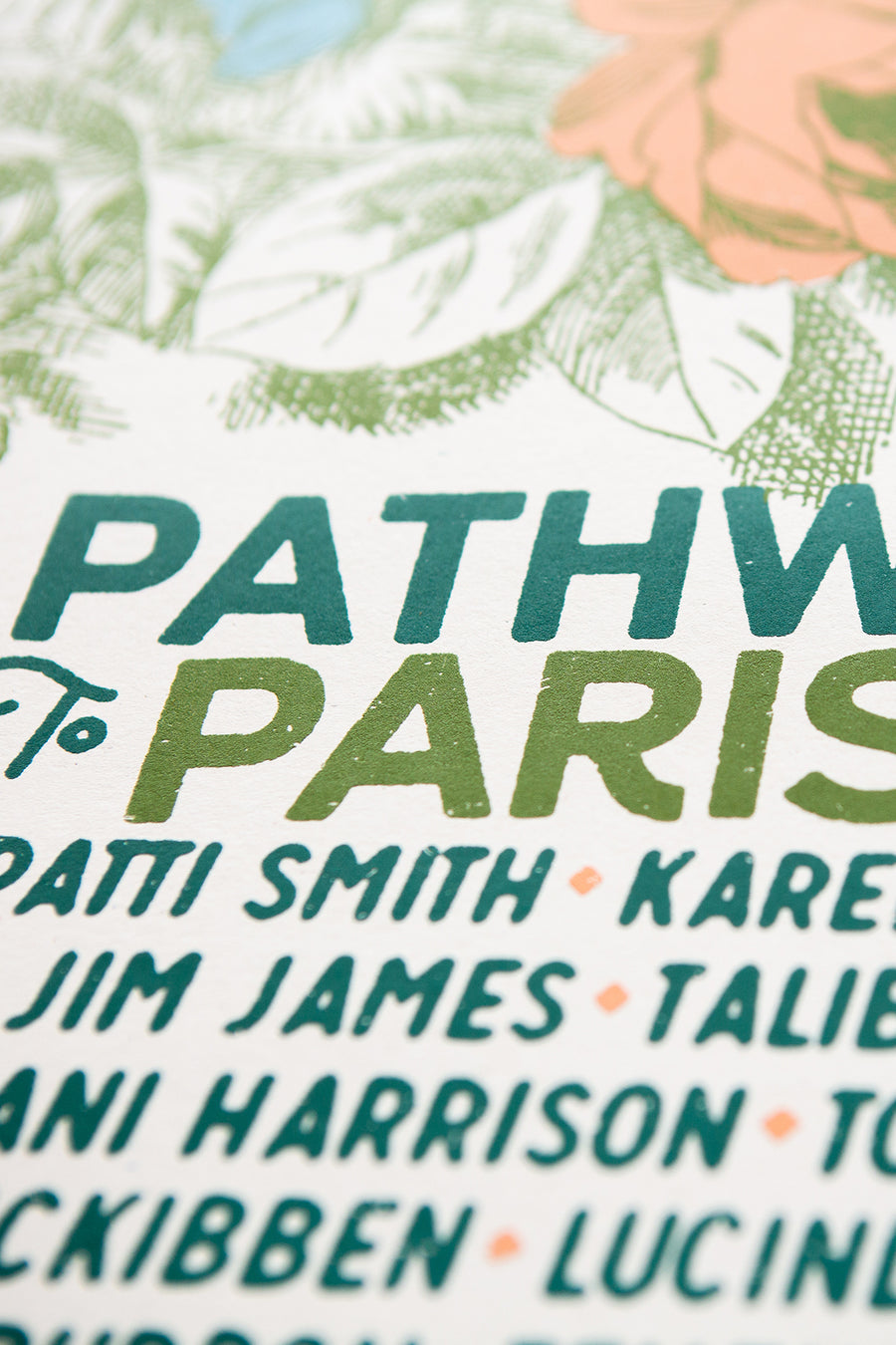 pathway to paris poster - los angeles
