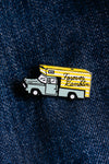 forever ramblin enamel pin