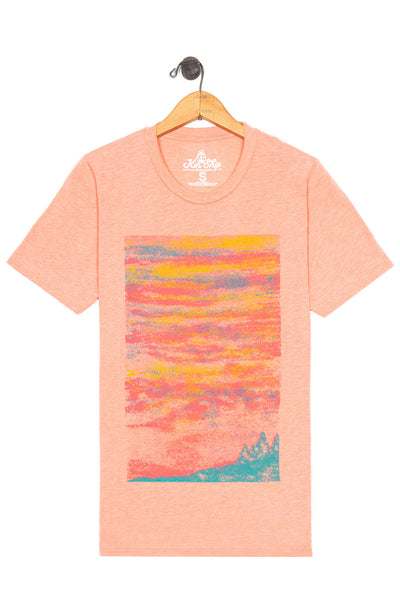 sunset tee, final sale